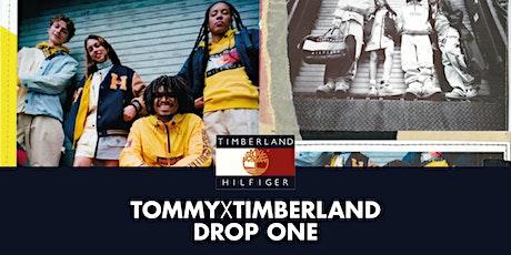 Timberland x Tommy Hilfiger collaboration launch event biglietti
