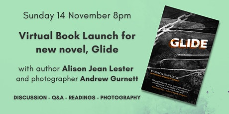 Book Launch for new novel, Glide with author Alison Jean Lester tickets