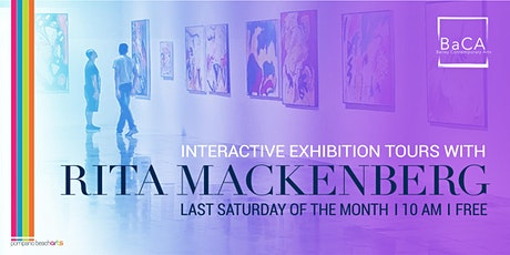 Interactive Exhibition Tours with Rita - Family Tours tickets