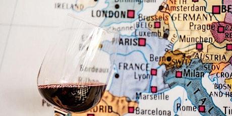 Conférence 25 novembre 2021 : l'économie durablede la filière vitivinicole billets