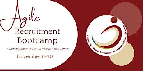 Agile Recruitment Bootcamp tickets