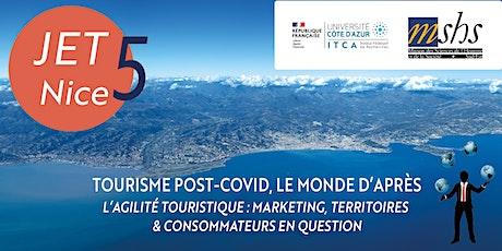 5ème Journée d'Études du Tourisme de Nice (JET Nice) billets