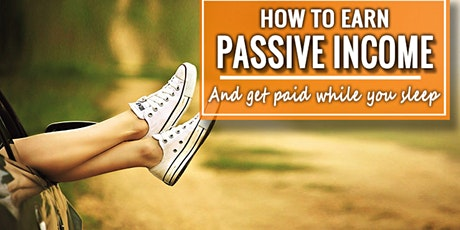 WEEKLY PASSIVE INCOME tickets