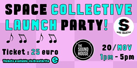 Space Collective Launch Party tickets