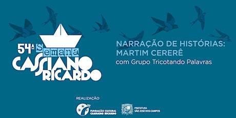 54ª Semana Cassiano Ricardo - Peça Teatral Martim Cererê ingressos