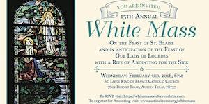 Catholic Healthcare Guild's Annual White Mass