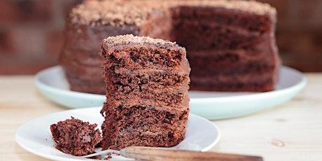 DIY: All Hallows Eve Black Velvet Cake (virtual) tickets