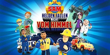 FAMILIENKINO: Feuerwehrmann Sam –  Helden fallen nicht vom Himmel Tickets