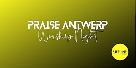 Praise Antwerp - Lifeline Worship Night tickets
