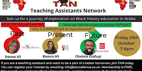 Black History Education in Wales tickets
