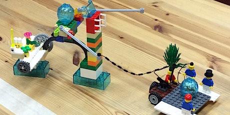 Atelier de créativité LEGO® SERIOUS PLAY® : Adieu 2021, en route vers 2022 billets