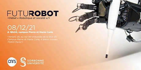 FutuRobot - Débat « Robotique et société » tickets