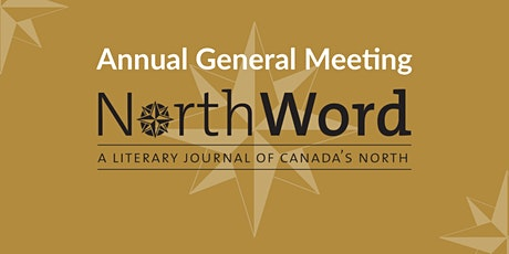NorthWord Magazine Annual General Meeting tickets