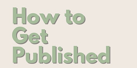 How to Get Published tickets