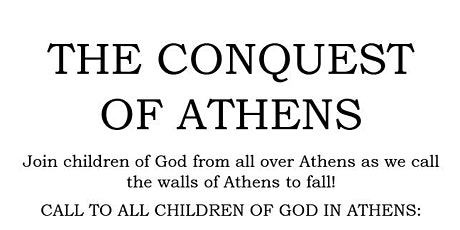 The Conquest of Athens tickets
