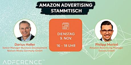 Digitaler Amazon Advertising Stammtisch| no.11 tickets