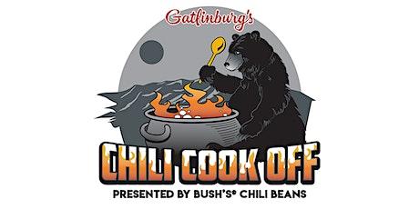 2021 Gatlinburg Chili Cook-Off tickets