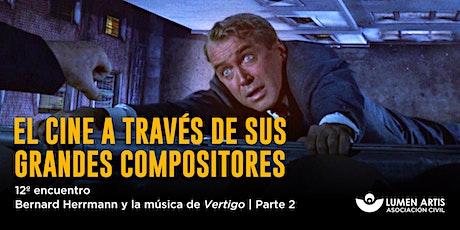 El cine a través de sus grandes compositores | 12º encuentro entradas