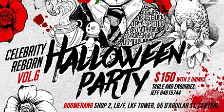 Hallowe'en Party 2021 tickets