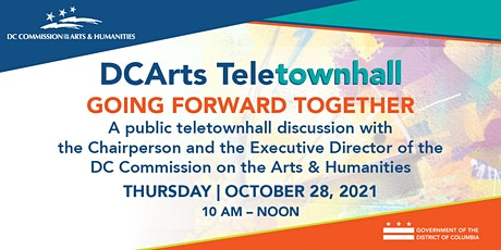 CAH Teletownhall: Going Forward Together tickets