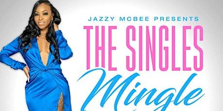 Jazzy McBee's Singles Mingle Mixer - Valentine's Day Edition tickets