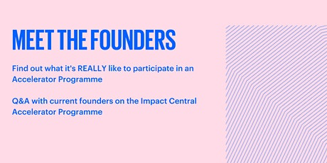 Meet the Founders Tickets