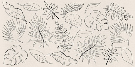 Sketchbook Sanctuary: Botanical drawing tickets