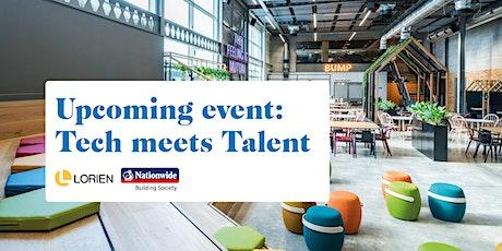 Tech meets Talent tickets