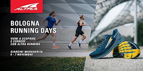 Bologna Running Days biglietti