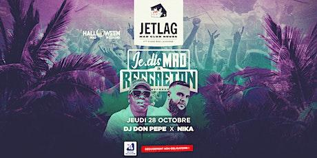 Je.Dis MAD in Reggaeton billets