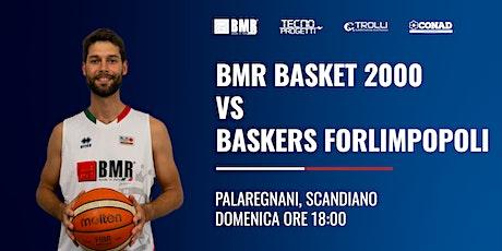 Serie C GOLD-4° Giornata: Basket 2000 RE - Baskers Forlimpopoli biglietti