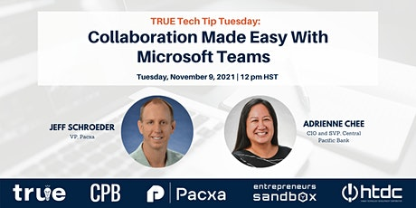 Tech Tip Tuesday: Collaboration Made Easy With Microsoft Teams tickets