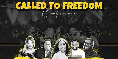 Called to Freedom Conference tickets