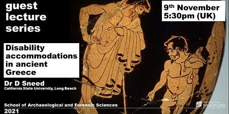 Disability accommodations in ancient Greece tickets
