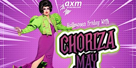 CHORIZA MAY Halloween Special tickets