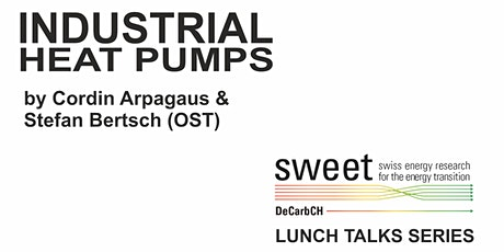 Lunch Talk - Industrial Heat Pumps Tickets