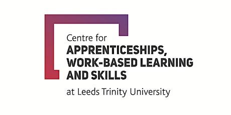 Senior Leader degree apprenticeship taster session tickets