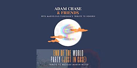 Adam Chase & Friends Tribute to Medeski Martin & Wood w/ Marvelous Funkshun tickets