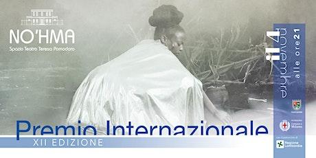 Premiazione Premio Internazionale XII Edizione biglietti