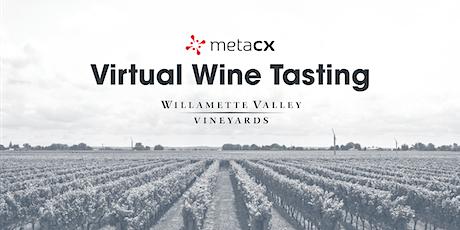MetaCX Virtual Wine Tasting tickets
