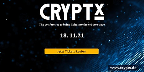Die CryptX -2G Event Tickets