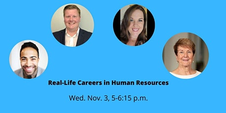 Real-Life Careers in Human Resources tickets