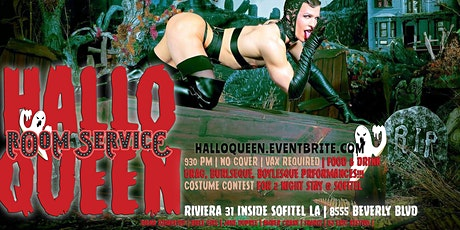 Room Service: The Drag Show & Halloween Costume Contest tickets