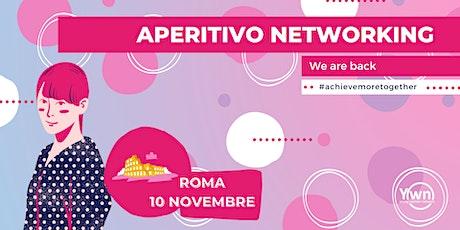 Networking  Happy Hour  ROMA biglietti