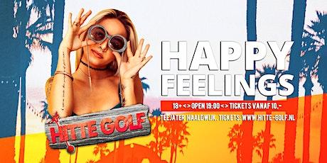 Hitte Golf x Happy Feelings tickets