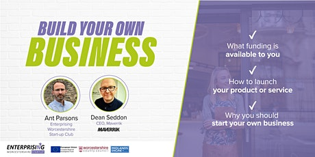 Build Your Own Business tickets