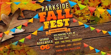 Parkside Fall Fest tickets