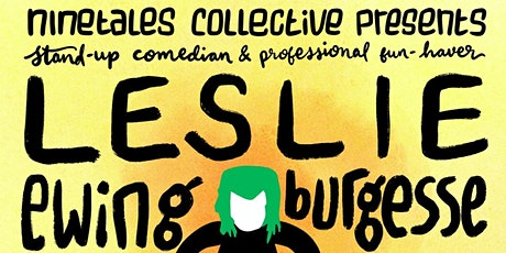 Show & Tell with Leslie Ewing-Burgesse tickets