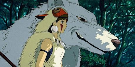Projection-débat 'Princesse Momonoké' de Hayao Miyazaki billets