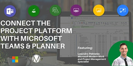 Connect the Project Platform with Microsoft Teams & Planner tickets